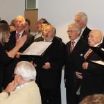 Eröffnungsfeier Senioren WG Haiderbach Unterhaltungsprogramm