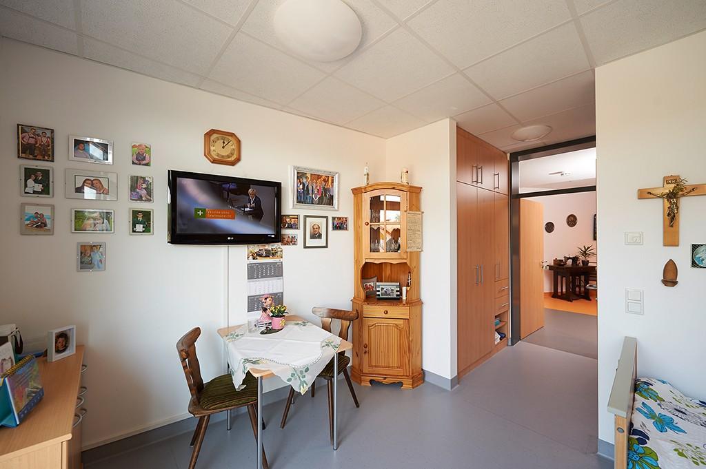 Senioren WG Haiderbach Einzelzimmer